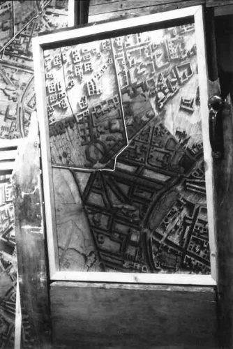 Diane Lafontaine | Potsdamerplatz : empreintes et fragments IV